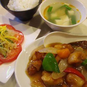 料理の基礎1夜コース 中華酢豚